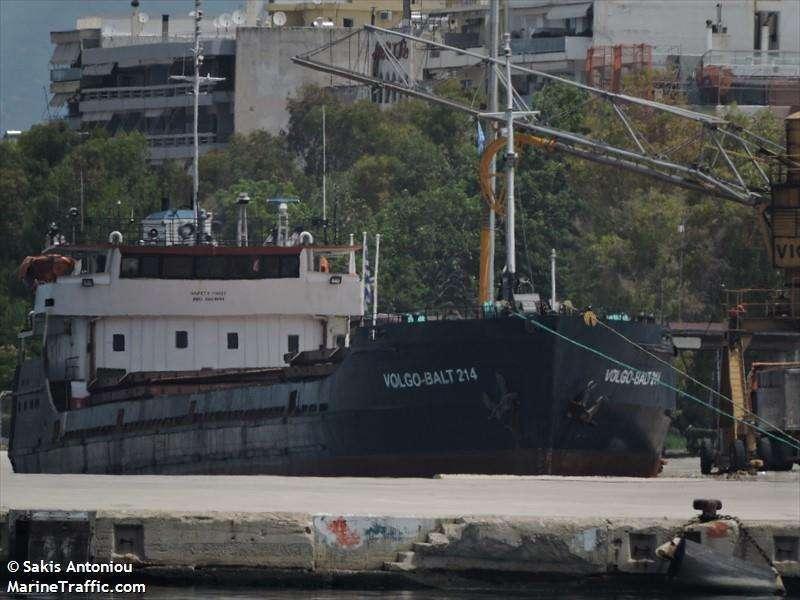 Судно, що зазнало аварії в Чорному морі, перевозило контрабандне вугілля із ОРДЛО, - МінТОТ