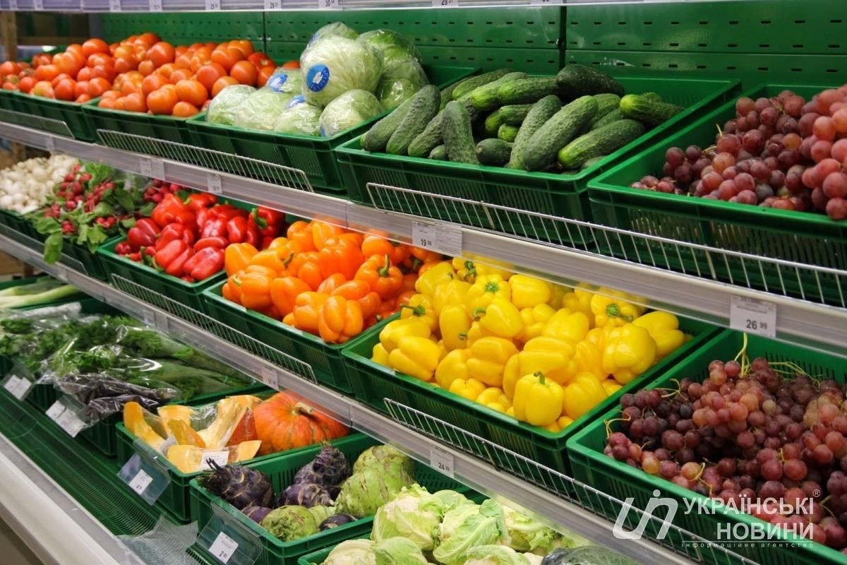 Ціни на продукти харчування у Донецькій і Закарпатській областях — найвищі в Україні