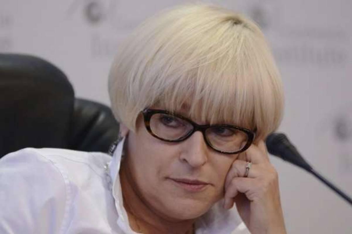 МОЗ втретє звільнило Амосову з посади ректора університету