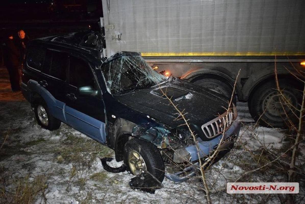 Заступник головнокомандувача Сухопутних військ потрапив в аварію (фото)