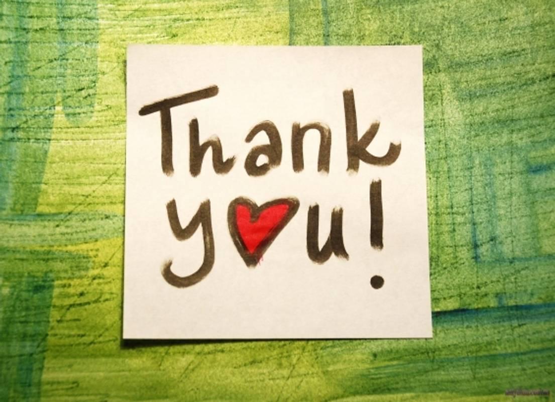 Сьогодні відзначають Міжнародний день дякую
