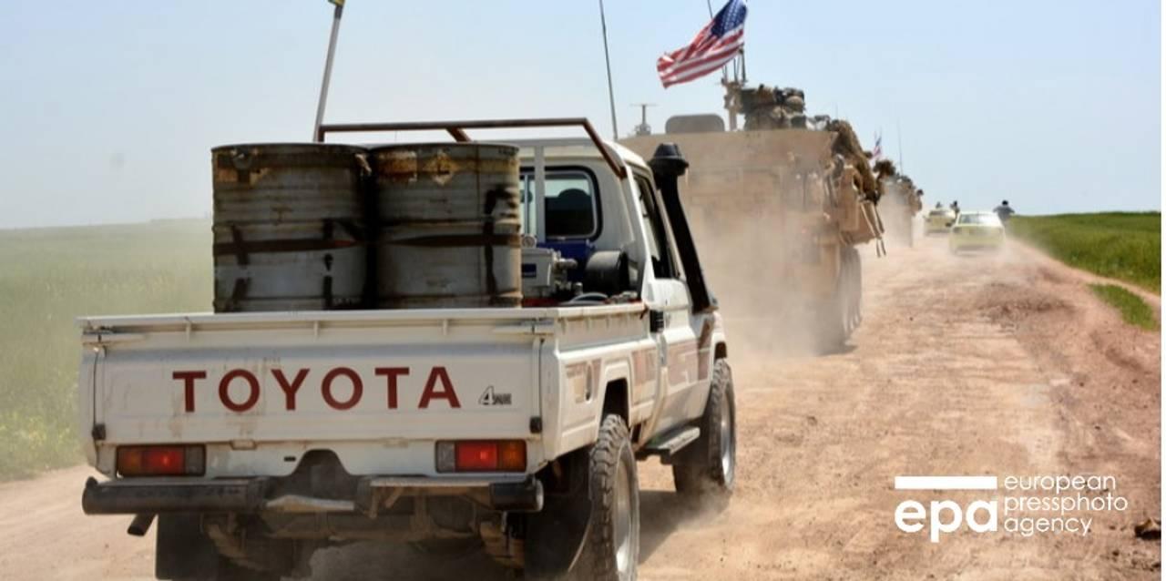 США почали виводити військову техніку із Сирії, - ЗМІ