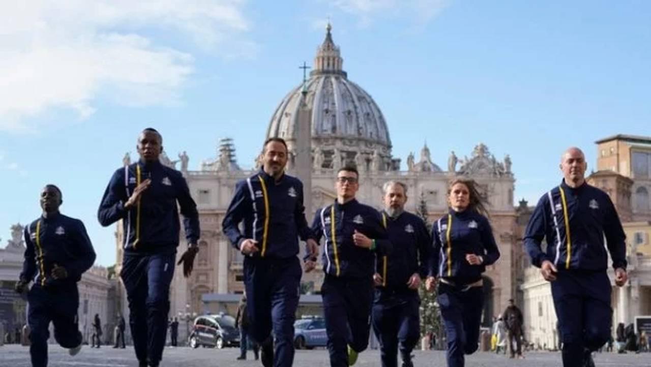 У Ватикані створили збірну з легкої атлетики, щоб потрапити на Олімпійські ігри