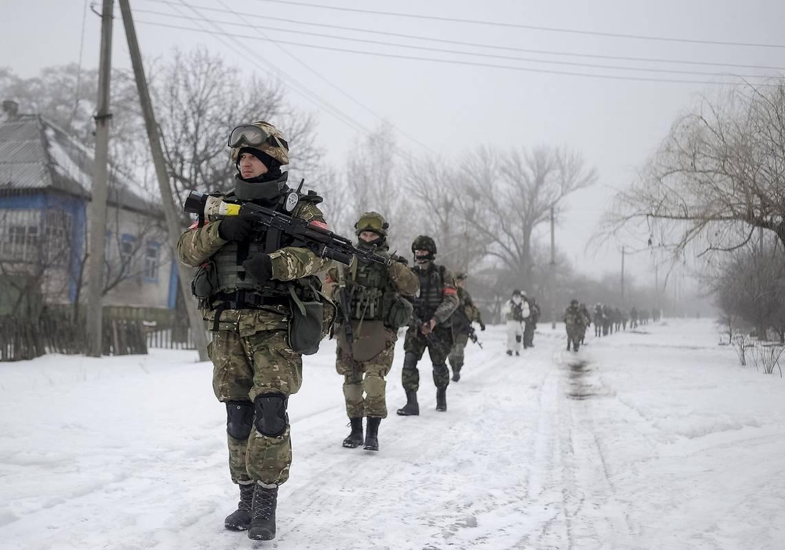 Звістки з фронту: окупанти відкрили вогонь й отримали гідну відповідь
