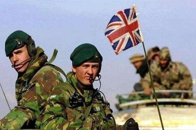У Кремлі розхвилювалися через нові військові бази Великої Британії