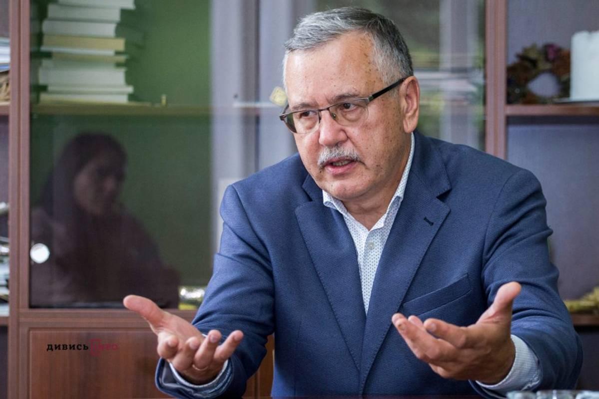СБУ викликала на допит Гриценка