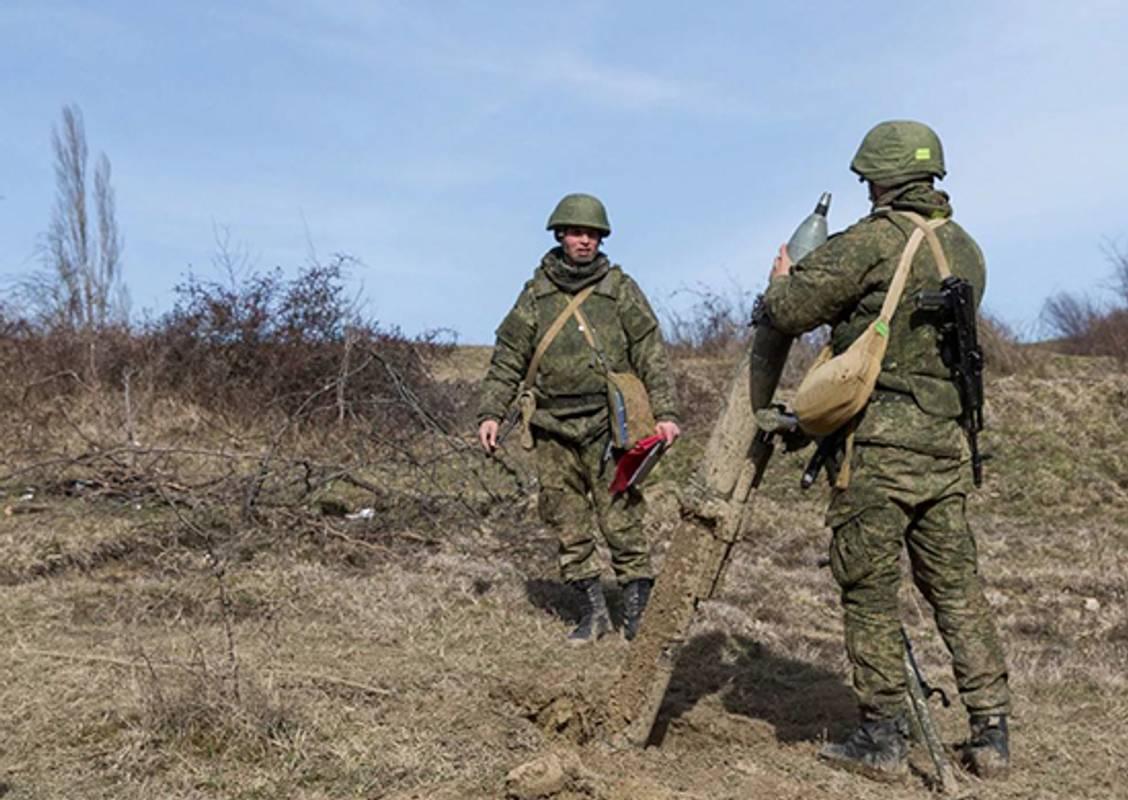 РФ проводить чергові військові навчання в Криму