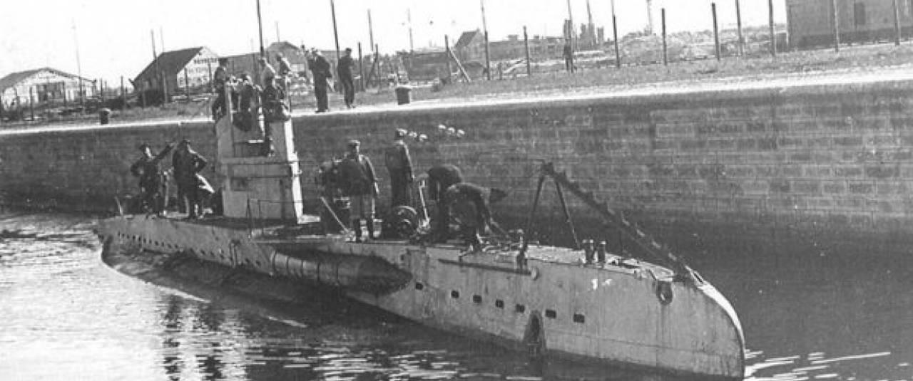 Поблизу Франції знайшли німецький підводний човен часів Першої світової війни (відео)
