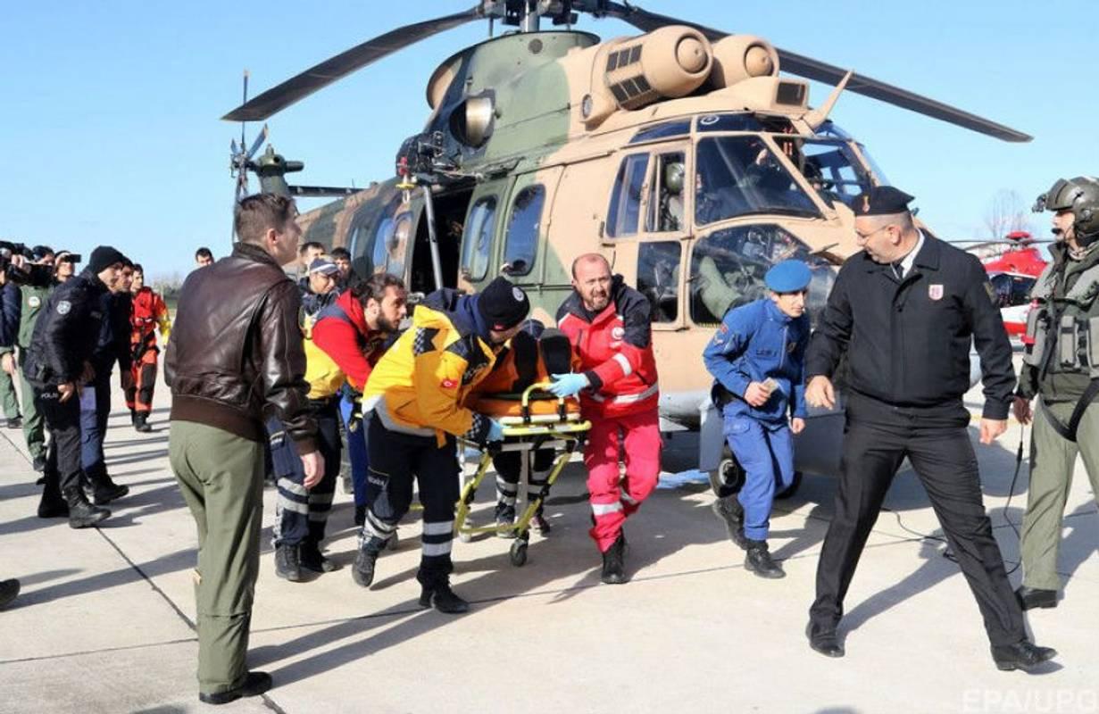 Моряки затонулого біля Туреччини судна повернулись в Україну