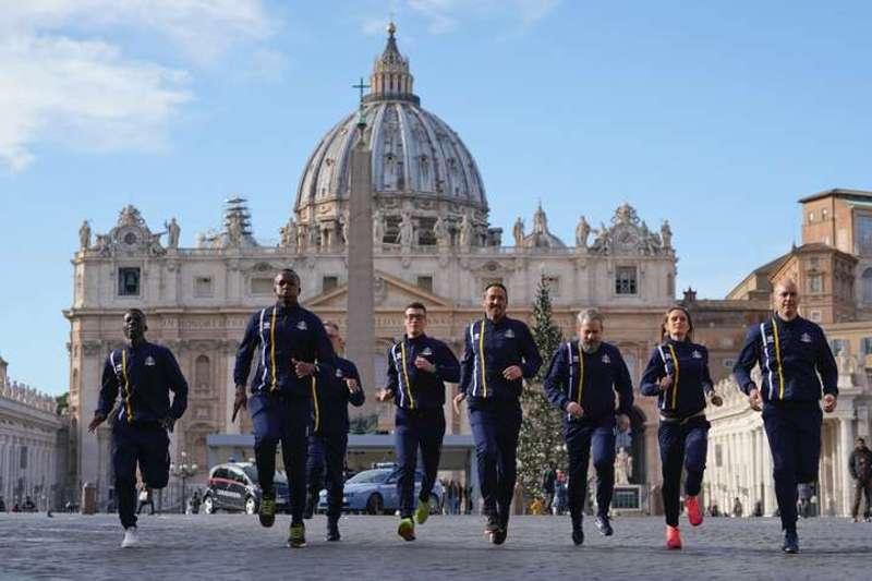 Ватикан створив першу спортивну організацію: збірну з легкої атлетики
