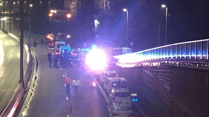 Під час протестів «жовтих жилетів» у Бельгії один із маніфестантів загинув під колесами вантажівки