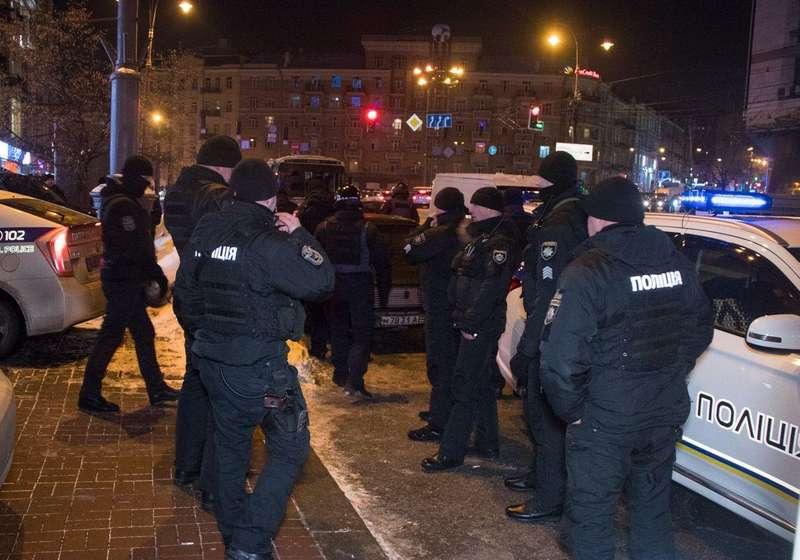 Провокація у поліцейському підрозділі в Києві: офіс належить людям з оточення Зеленського