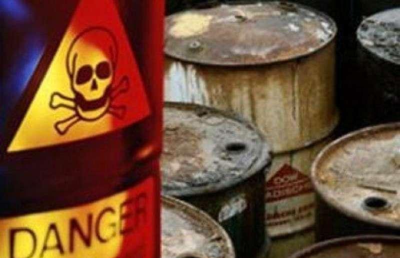МінТОТ: неутилізовані хімікати є великою загрозою для мешканців ОРДЛО