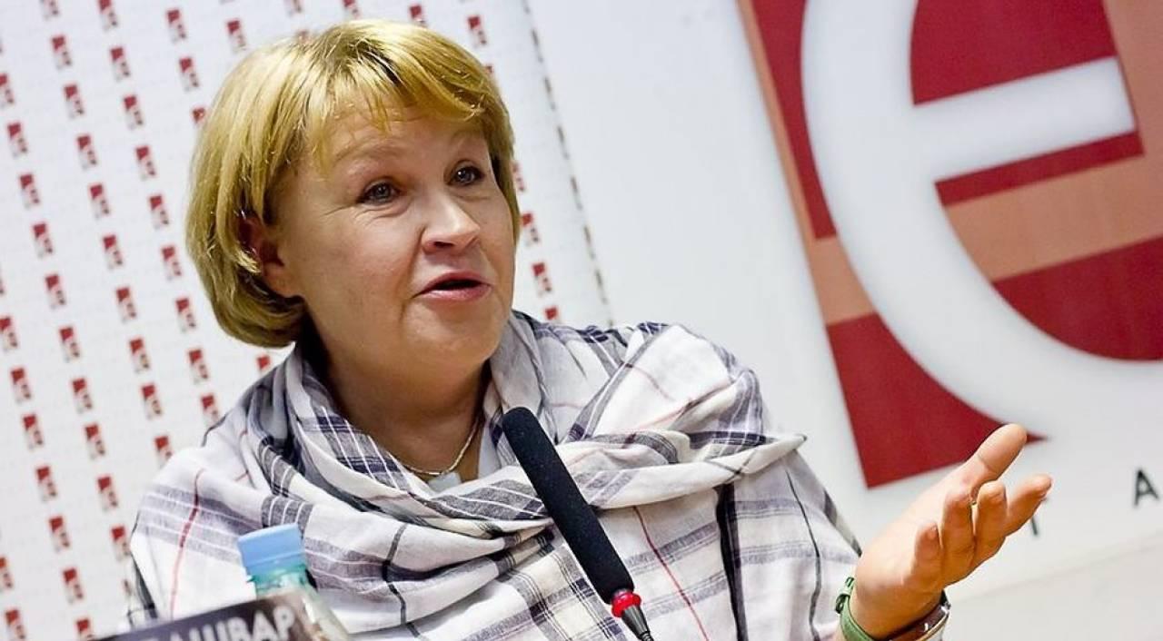 Письменниці Люко Дашвар присудили премію Золотий хрін