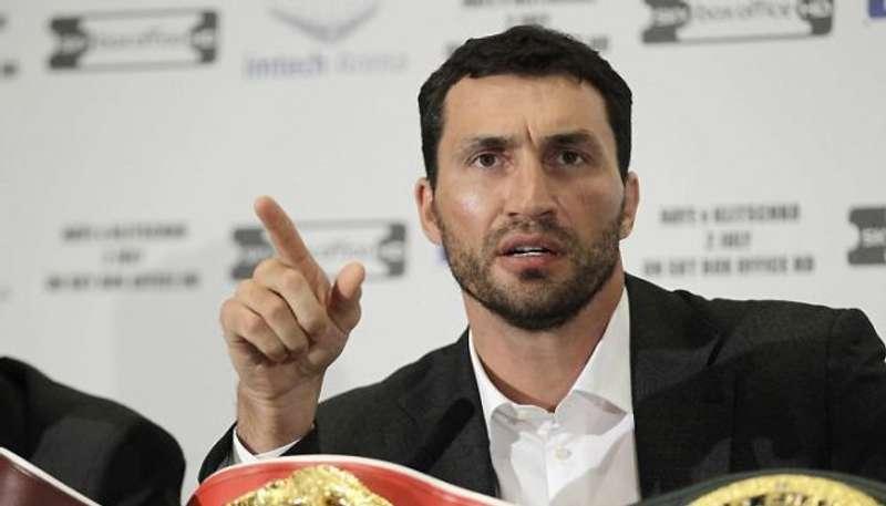 Володимир Кличко назвав свій камбек на ринг фейком