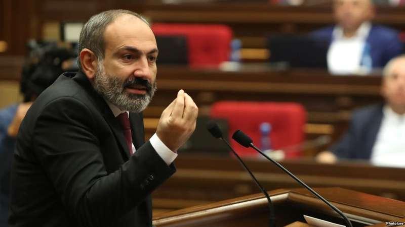 Пашиняна призначили прем'єр-міністром Вірменії