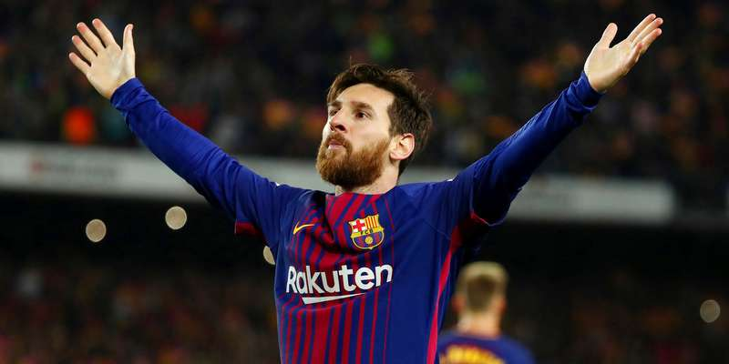 Мессі забив 400 гол за Барселону