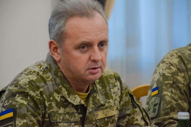 Стали відомі плани Муженка в НАТО