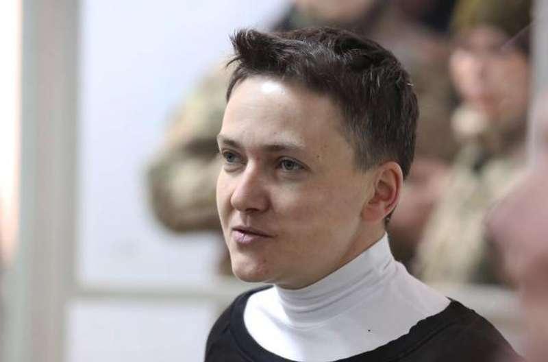 Савченко заявила, що хоче зареєструватися в президенти, але СБУ заважає