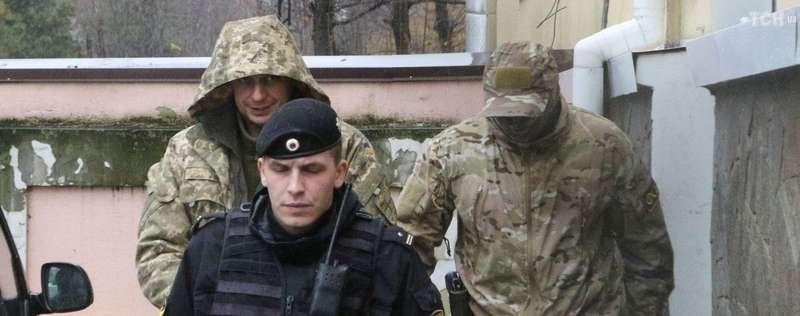 Виконано лише одне клопотання: московський суд дозволив кільком українським морякам побачитися з рідними