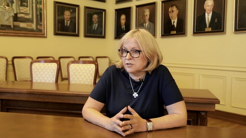 Катерину Амосову обрали Токсичним ректором 2018