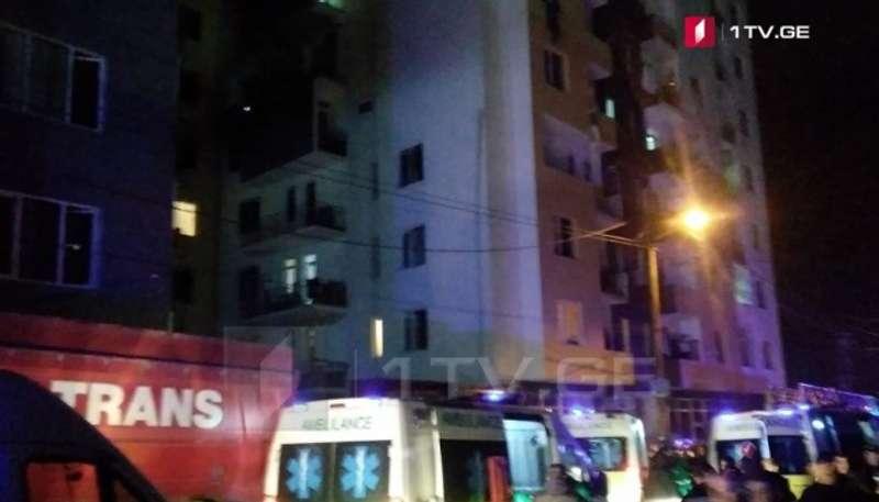 Вибух газу у Тбілісі: троє загиблих, є поранені, решту евакуйовано