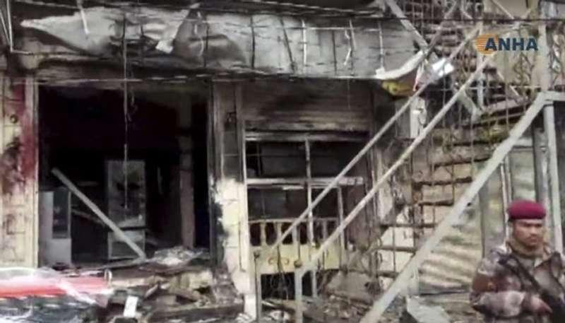 Жертвами теракту смертника в Сирії стали щонайменше 16 осіб
