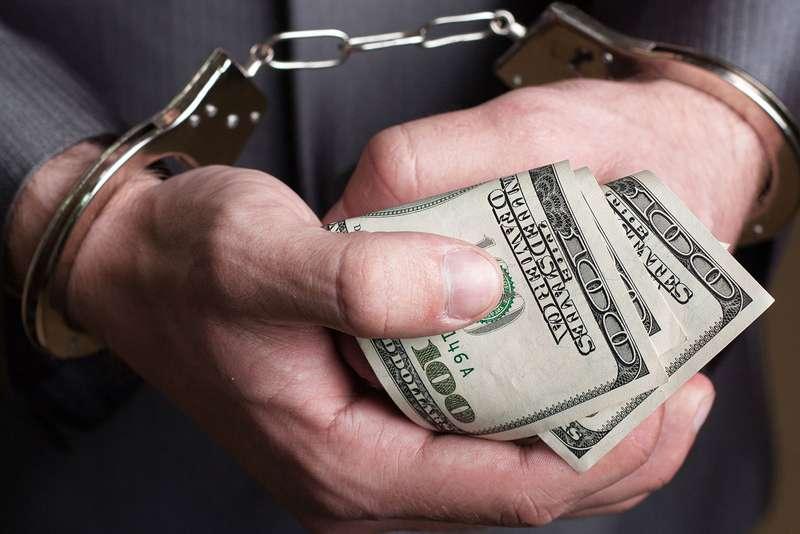 Чиновника Держгеокадастру затримали на хабарі у 31 тисячу доларів