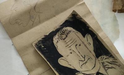 Під Рогатином у бідоні знайшли повстанський архів (фото)