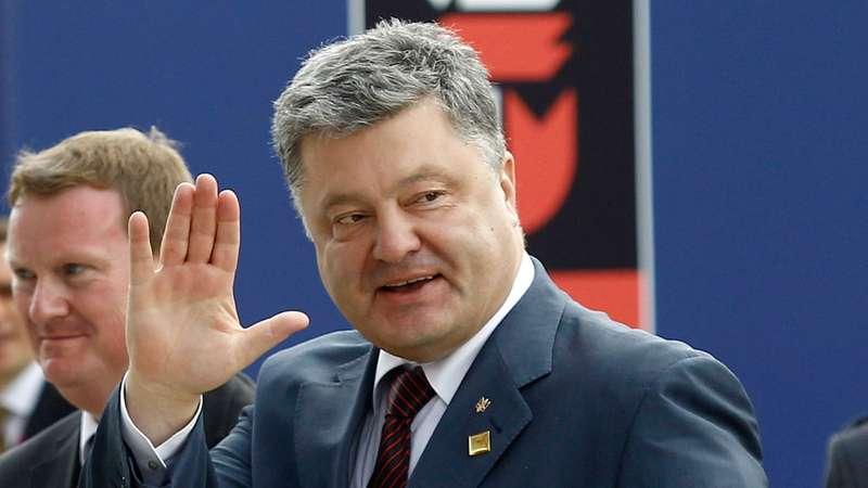 Порошенко підписав указ про створення військово-цивільної адміністрації у Щасті