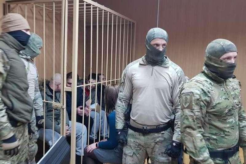 Адвокати українських полонених моряків оскаржили рішення суду РФ