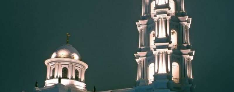 У Сумах під час богослужіння у храмістався вибух