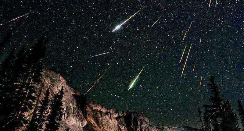 Тривалий та яскравий: японські супутники створять штучний метеорний дощ