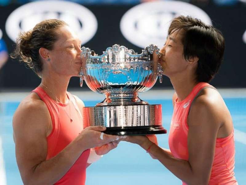Стали відомі перші переможці Australian Open