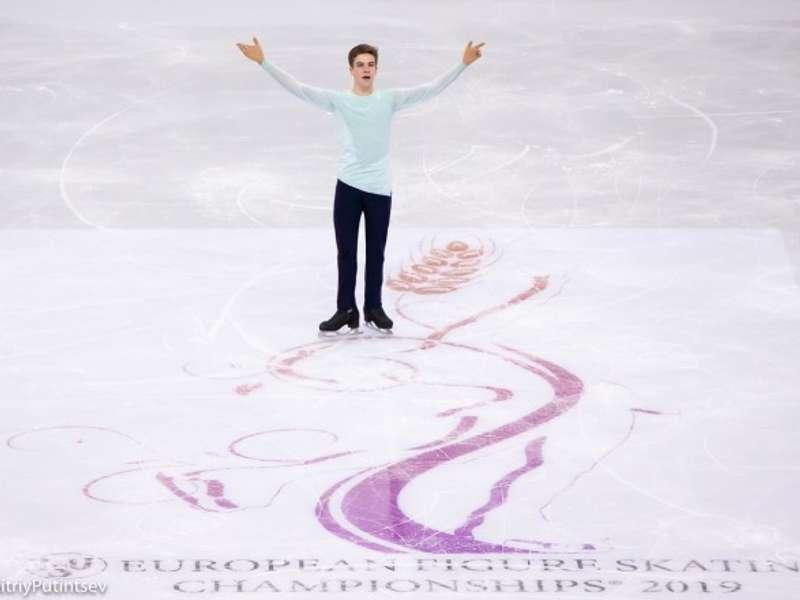 Український фігурист пройшов до фіналу чемпіонату Європи