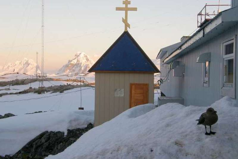 Православну церкву України просять прийняти капличку на Антарктиді