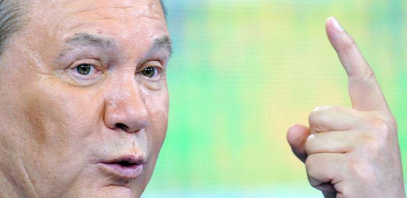 Не лише за зраду. У скількох кримінальних справах, відкритих в Україні, фігурує Янукович?