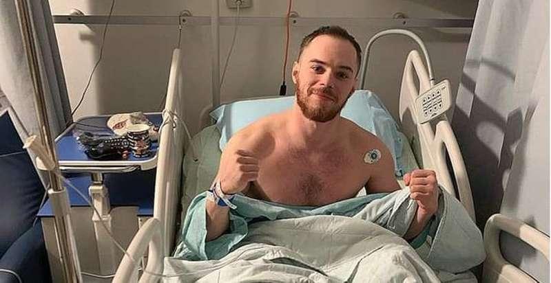 Травма Олега Верняєва: операцію робили в Ізраїлі, бо українські лікарі розриву зв'язки не побачили