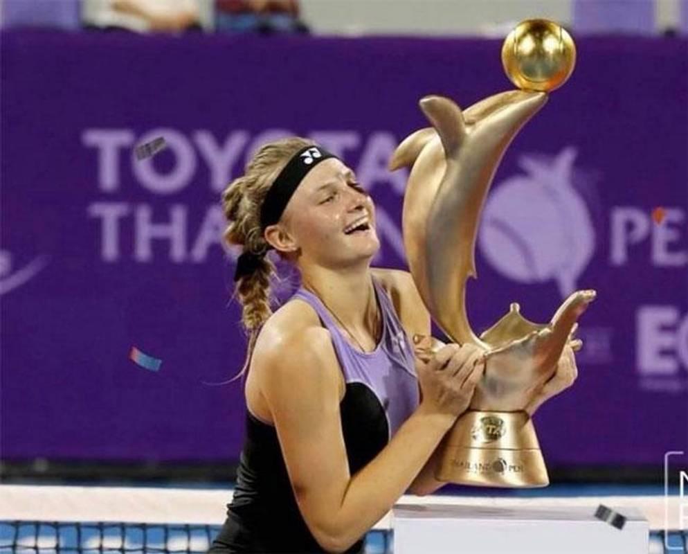 Нова тенісна сенсація: історія успіху українки, яка перевершила Еліну Світоліну