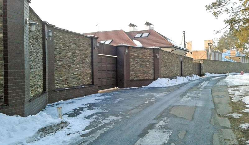 Скандальні маєтки ката Майдану