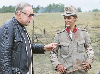 Актор Остап Вакулюк- про роботу із Кшиштофом Зануссі під час зйомок фільму Ефір