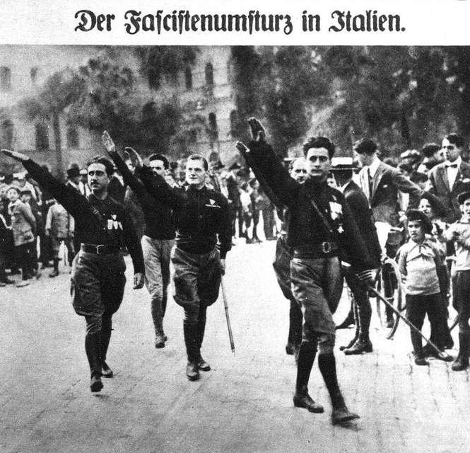 Народження фашизму у Європі: про Муссоліні, римські салюти та в'язку березових прутів
