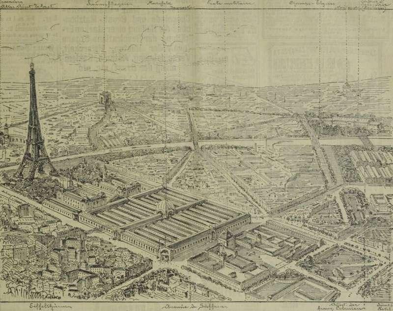 130 років тому завершилося будівництво Ейфелевої вежі: маловідомі факти та фотографії