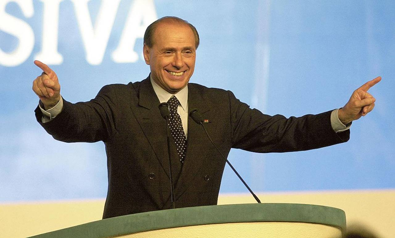Колишній прем'єр Італії Сільвіо Берлусконі.