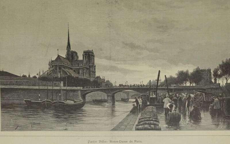 Нотр-Дам де Парі: маловідомі факти та фотографії