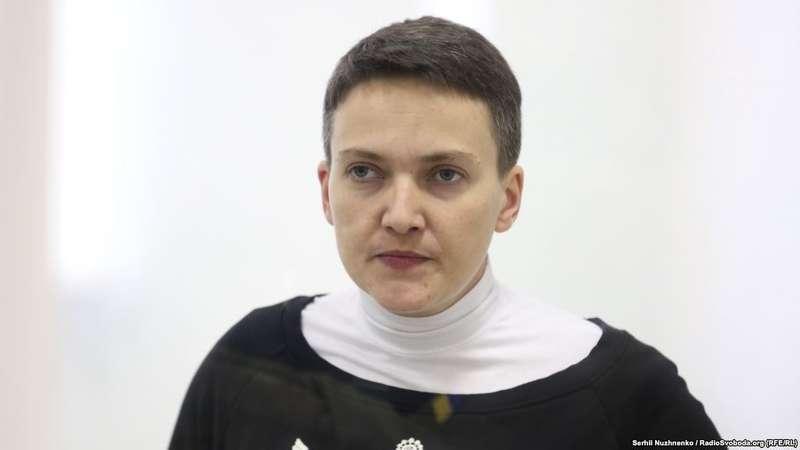 Савченко на волі. Чи наважиться вона зараз на радикальні дії?