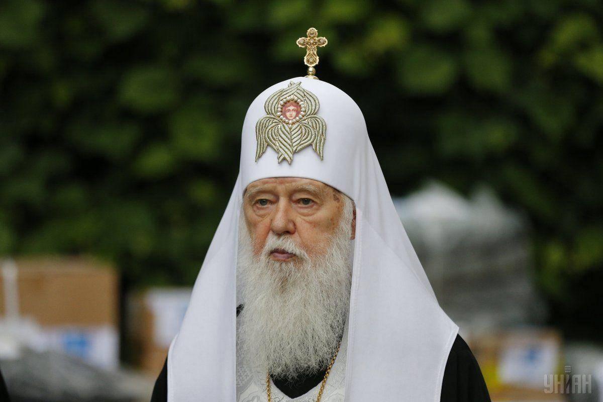 Філарет ледь не зірвав Об'єднавчий собор, — архиєрей ПЦУ