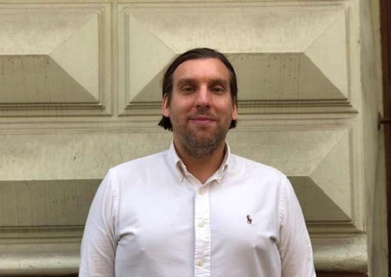 Майкл Корніят, американець, три роки живе в Україні