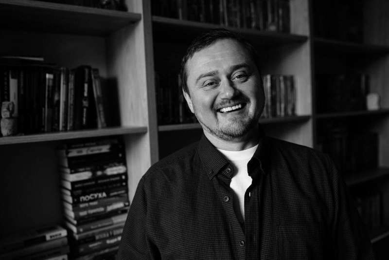 Андрій Кокотюха, письменник