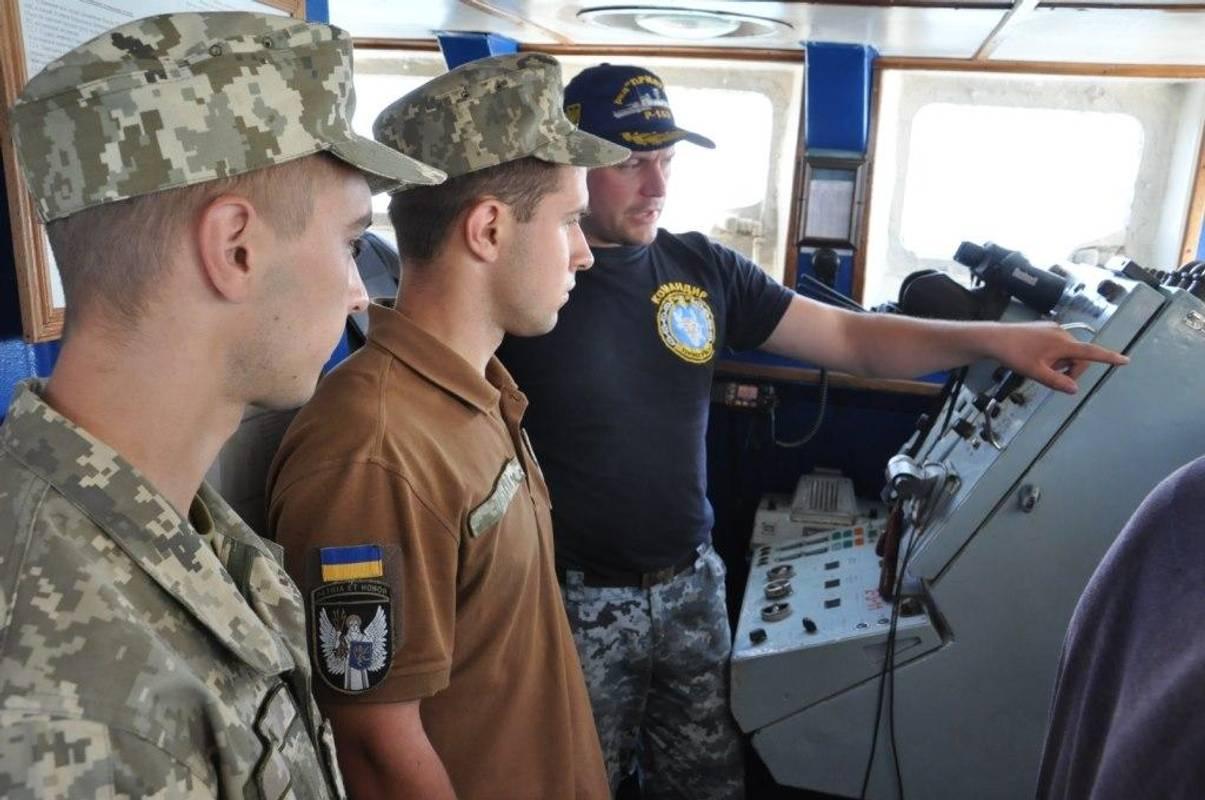 Фото з фб-сторінки ВМС